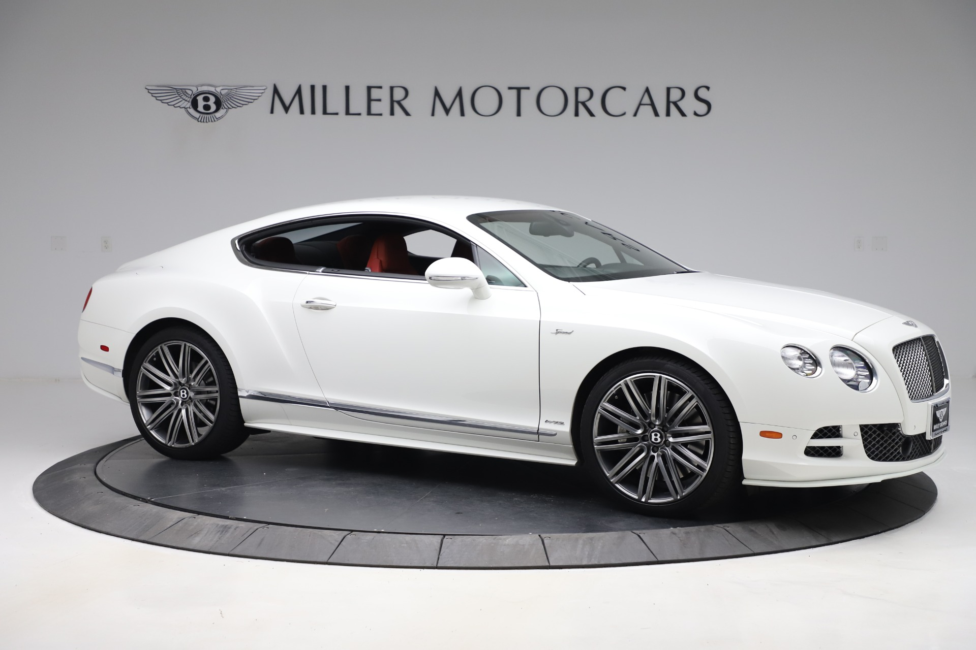 Used 2015 Bentley Continental GT Speed For Sale In Greenwich, CT 1953_p10