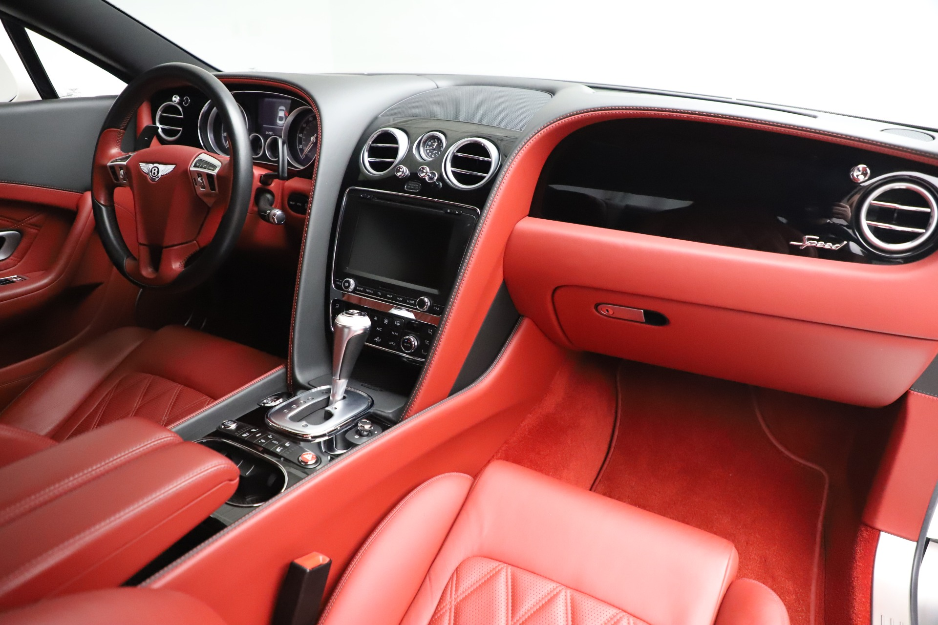 Used 2015 Bentley Continental GT Speed For Sale In Greenwich, CT 1953_p25