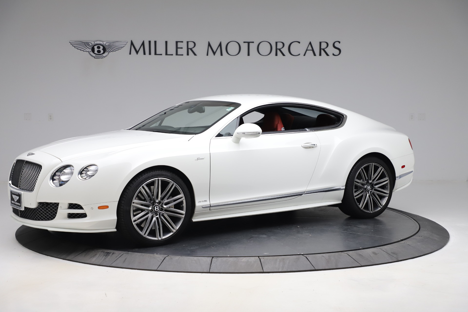 Used 2015 Bentley Continental GT Speed For Sale In Greenwich, CT 1953_p2