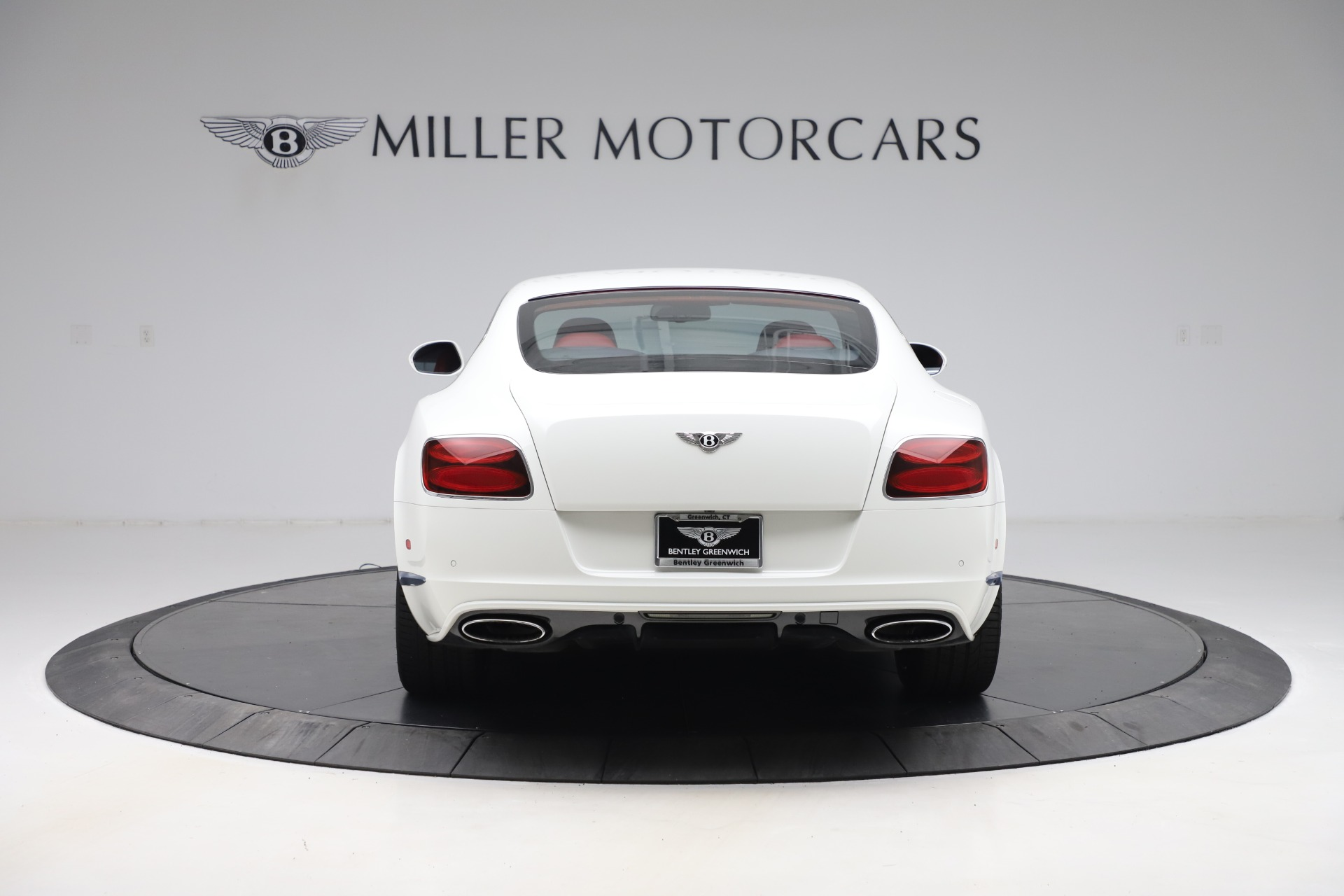 Used 2015 Bentley Continental GT Speed For Sale In Greenwich, CT 1953_p6
