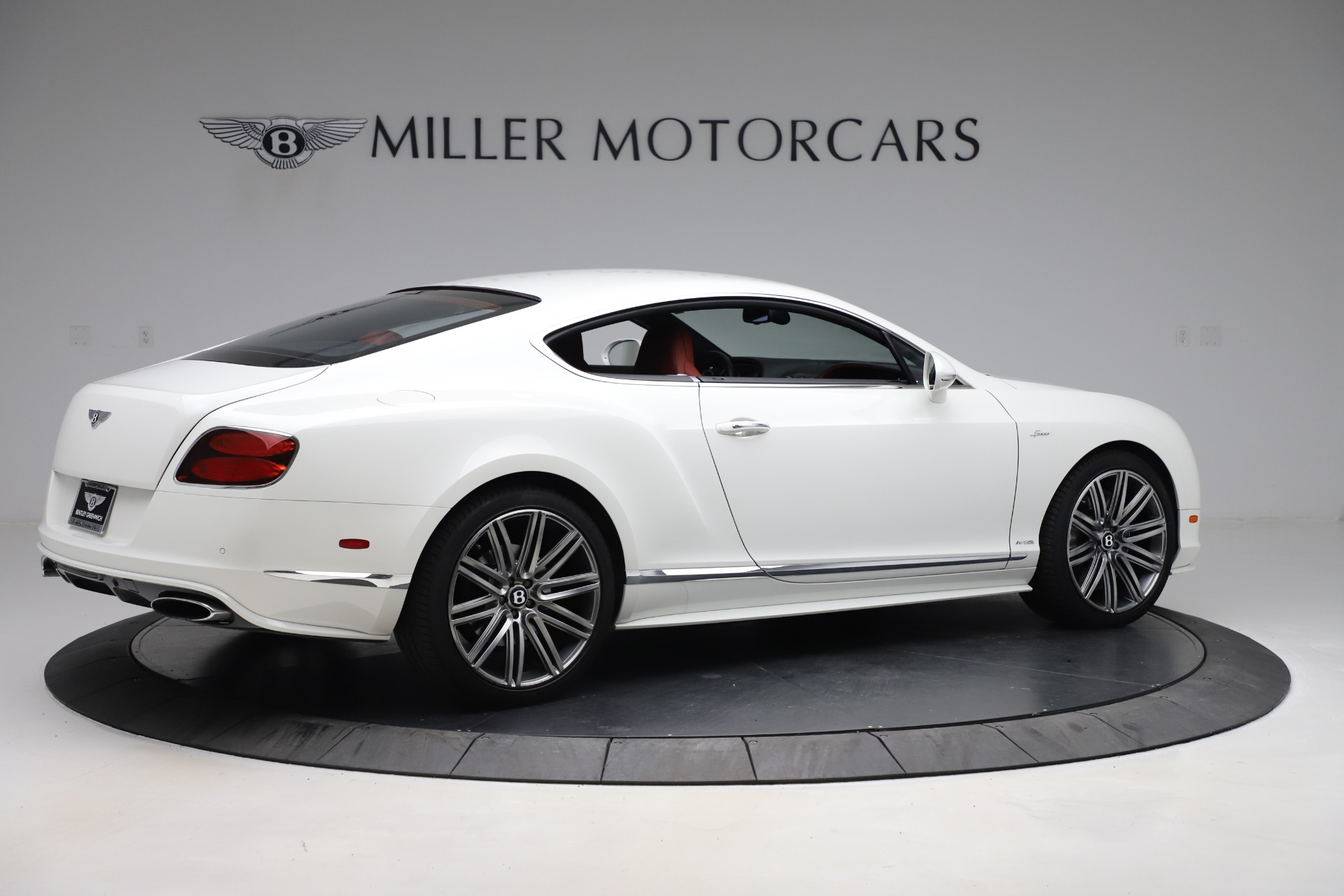 Used 2015 Bentley Continental GT Speed For Sale In Greenwich, CT 1953_p8