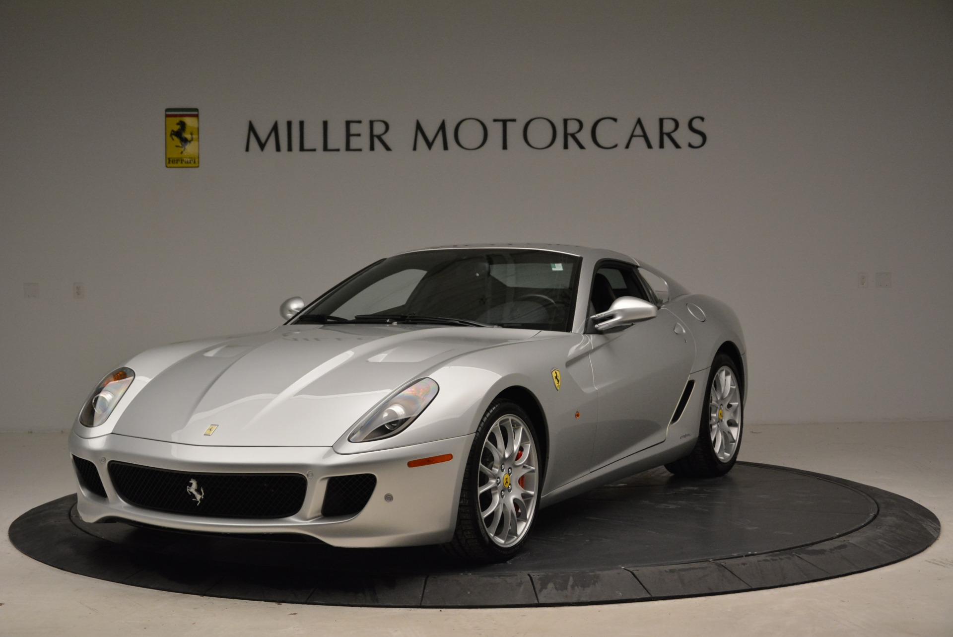Used 2010 Ferrari 599 GTB Fiorano  For Sale In Greenwich, CT