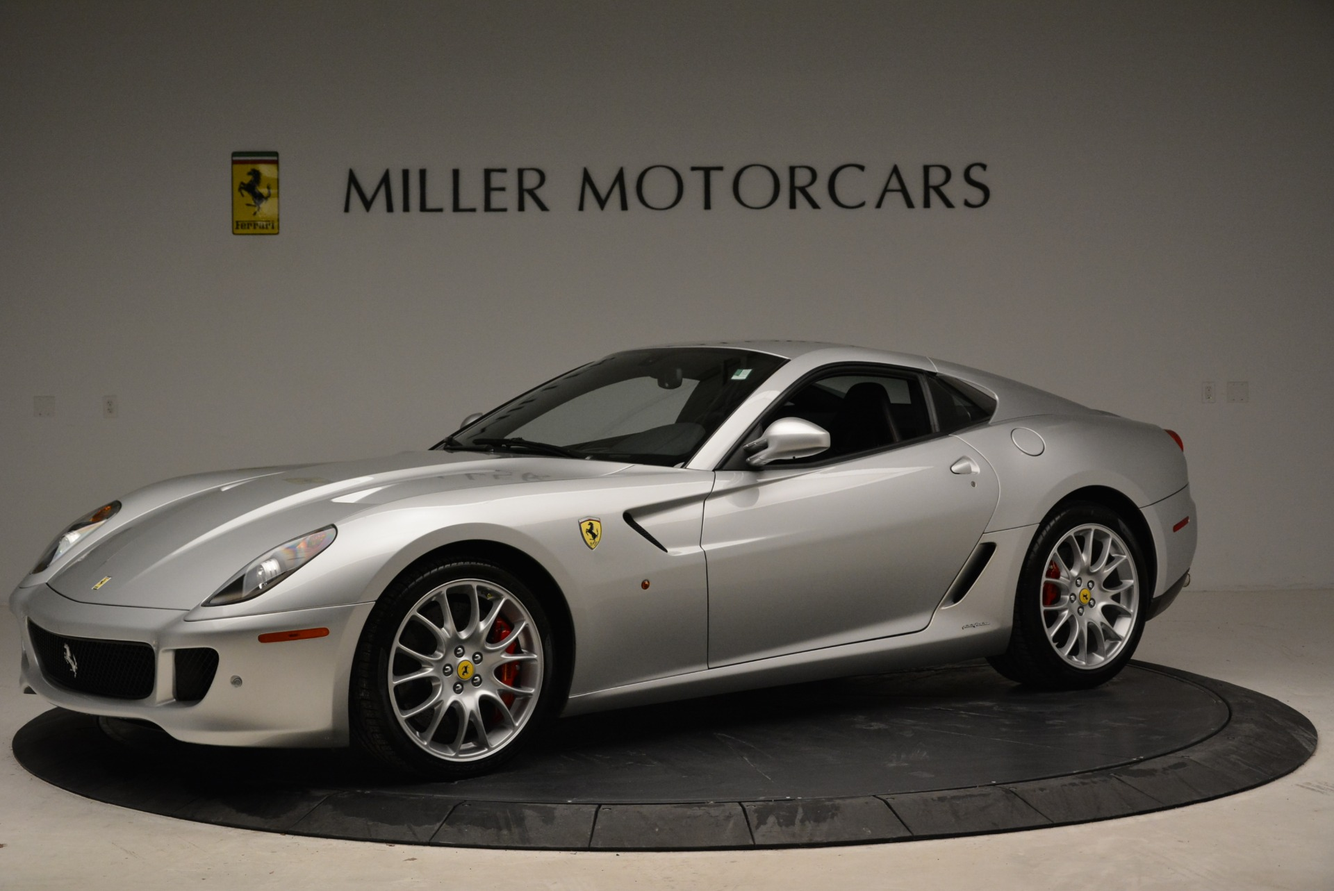 Used 2010 Ferrari 599 GTB Fiorano  For Sale In Greenwich, CT 1956_p2