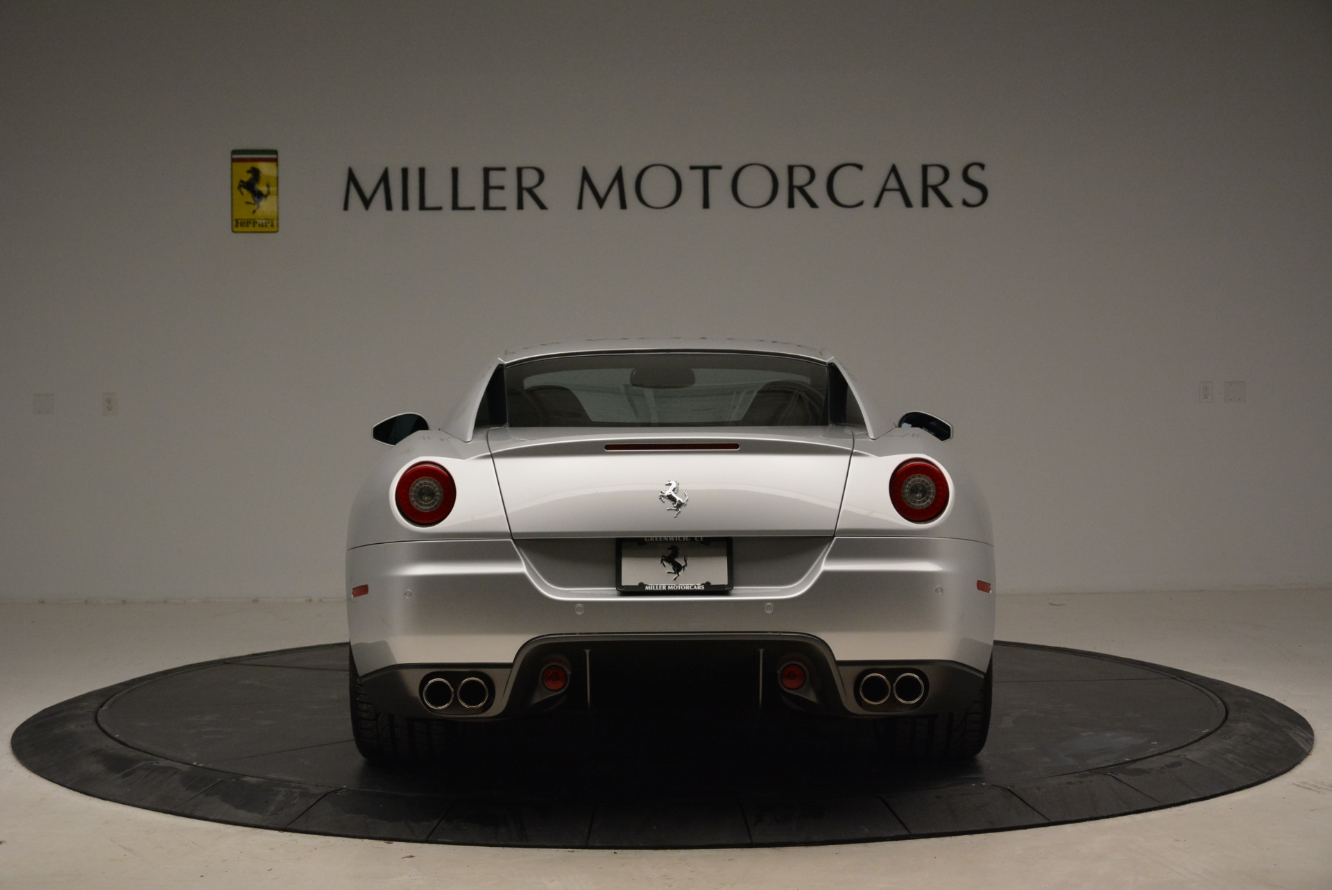 Used 2010 Ferrari 599 GTB Fiorano  For Sale In Greenwich, CT 1956_p6