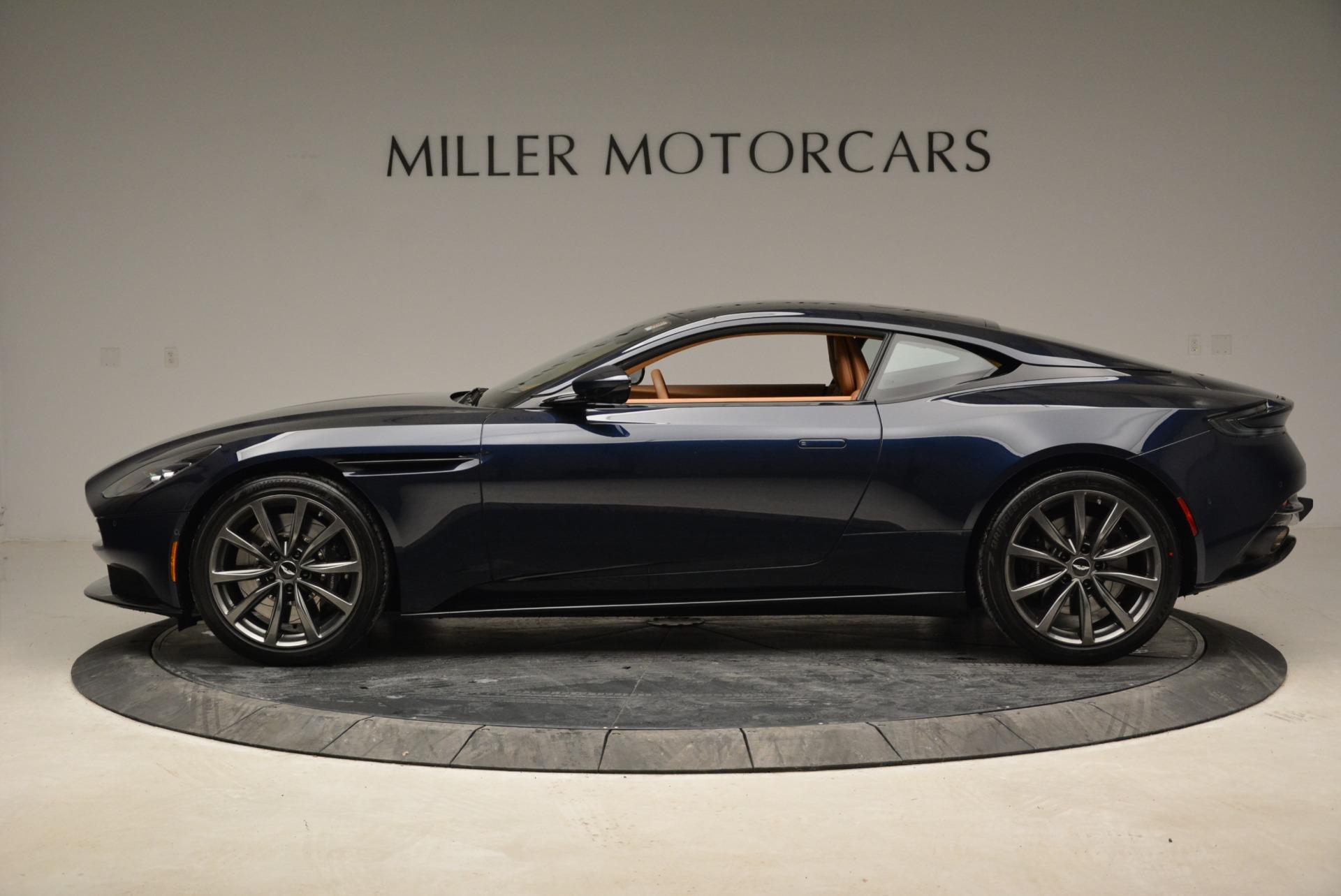 New 2018 Aston Martin DB11 V8 For Sale In Greenwich, CT 1957_p3