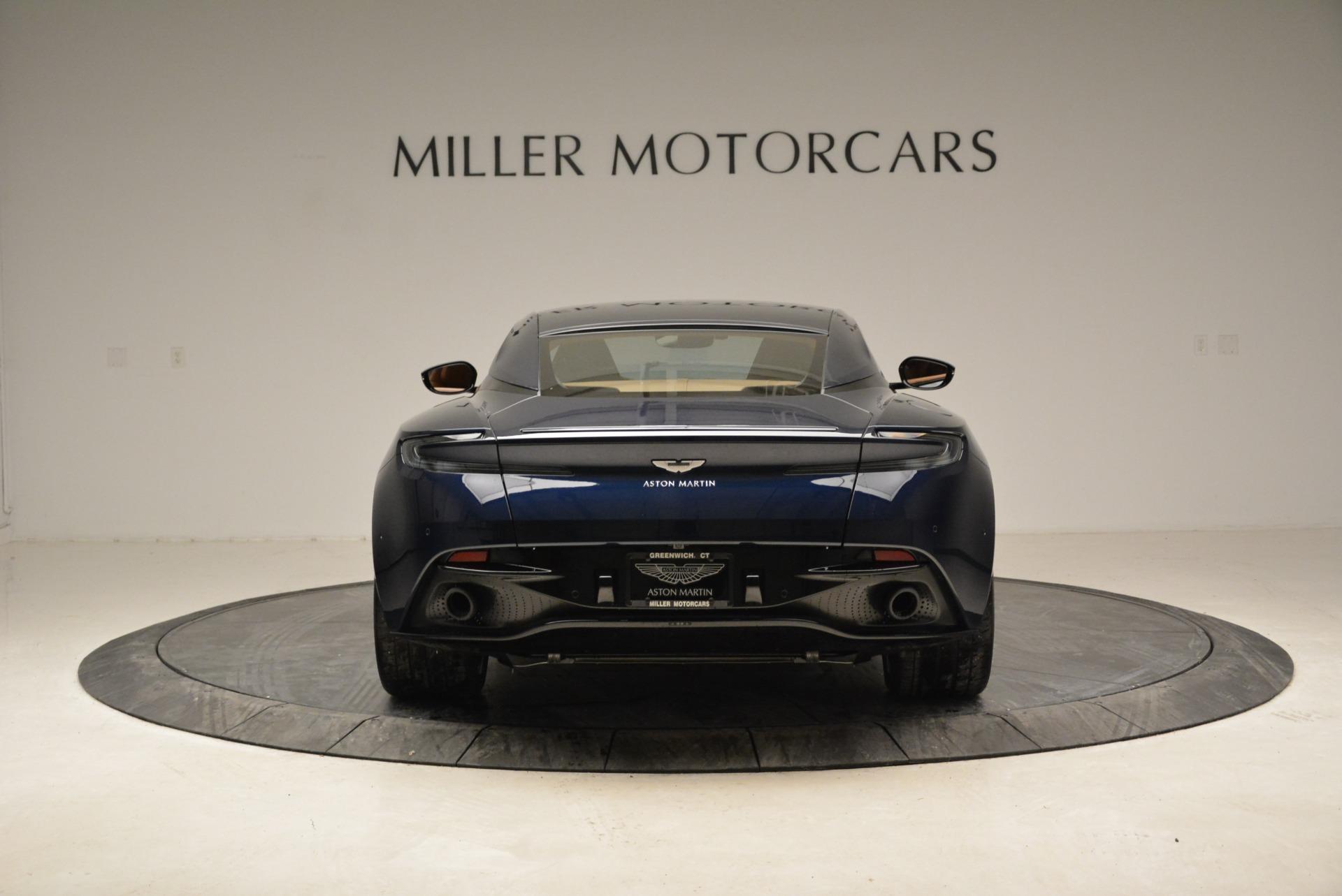 New 2018 Aston Martin DB11 V8 For Sale In Greenwich, CT 1957_p6