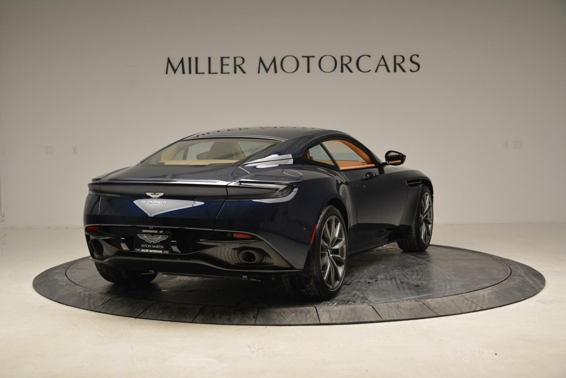 New 2018 Aston Martin DB11 V8 For Sale In Greenwich, CT 1957_p7