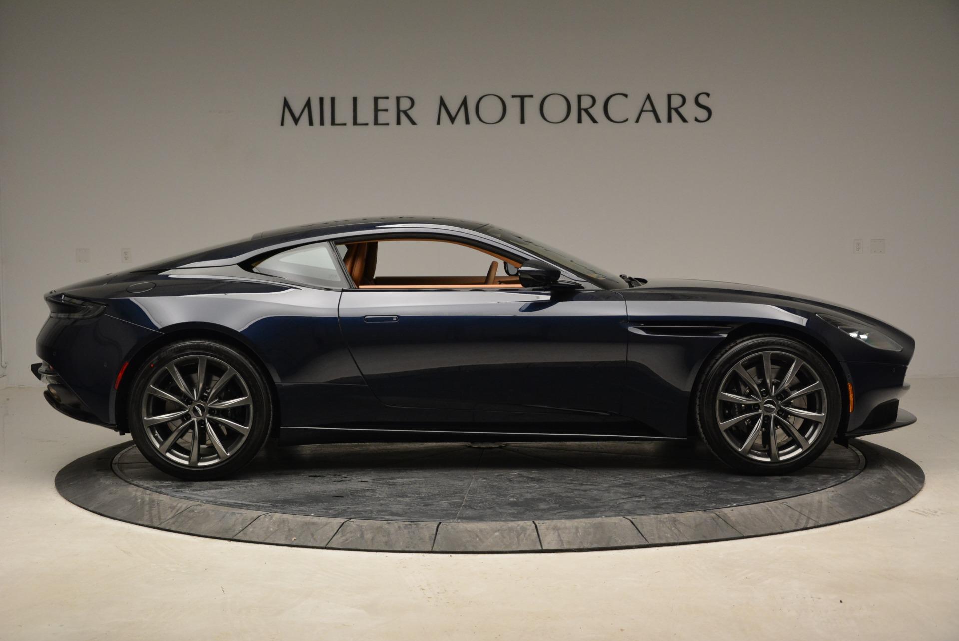 New 2018 Aston Martin DB11 V8 For Sale In Greenwich, CT 1957_p9