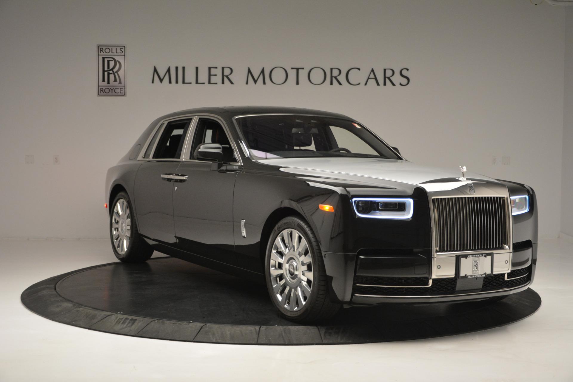 Used 2018 Rolls-Royce Phantom  For Sale In Greenwich, CT 1958_p9