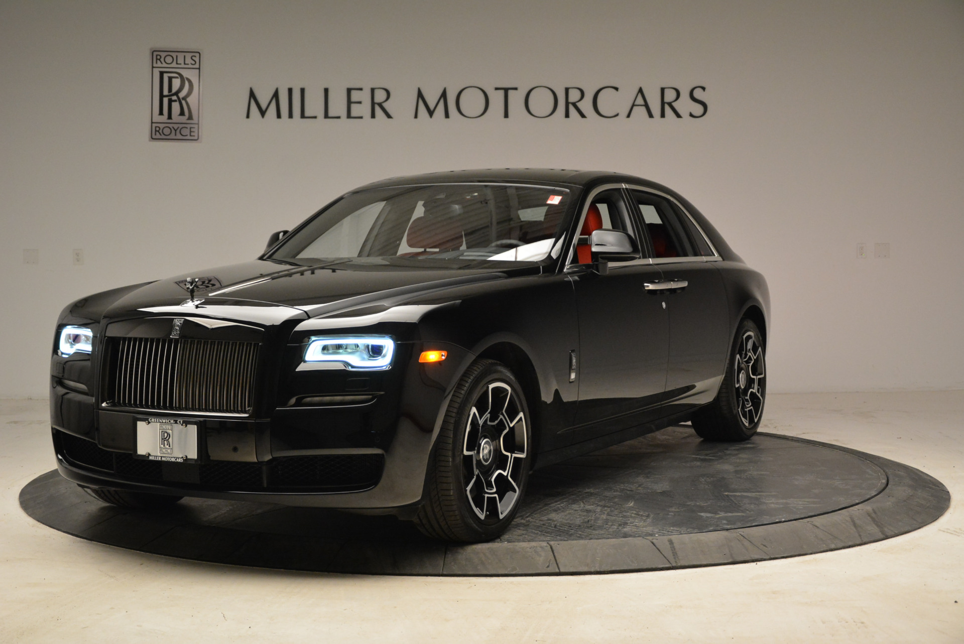 Used 2017 Rolls-Royce Ghost Black Badge For Sale In Greenwich, CT 1959_main