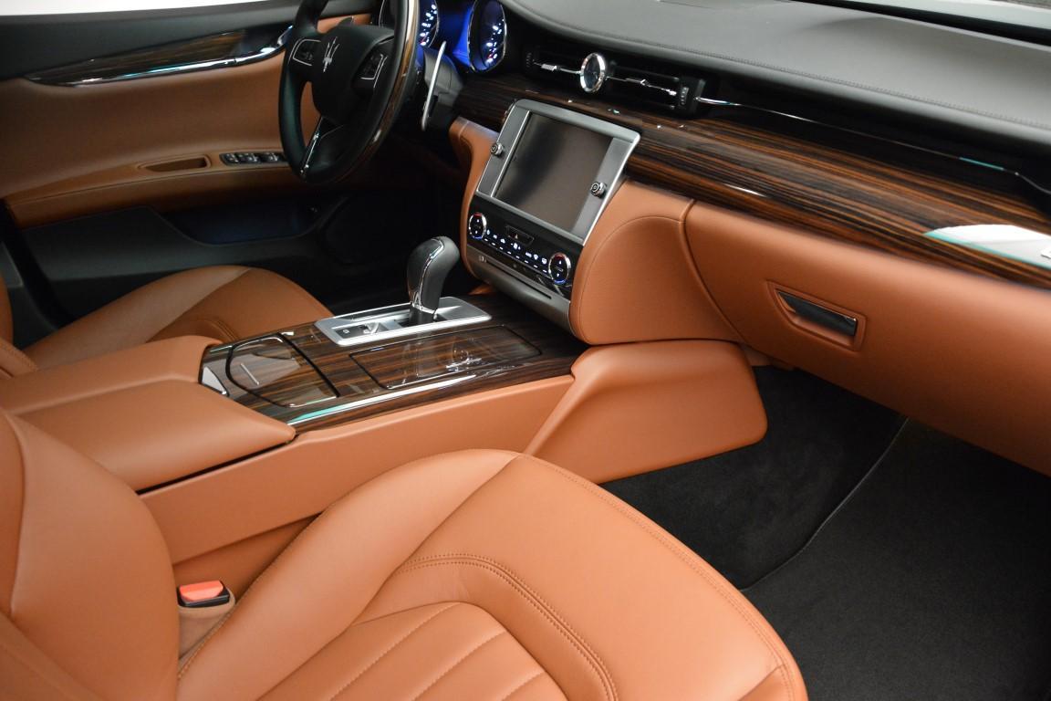 New 2016 Maserati Quattroporte S Q4 For Sale In Greenwich, CT 196_p20
