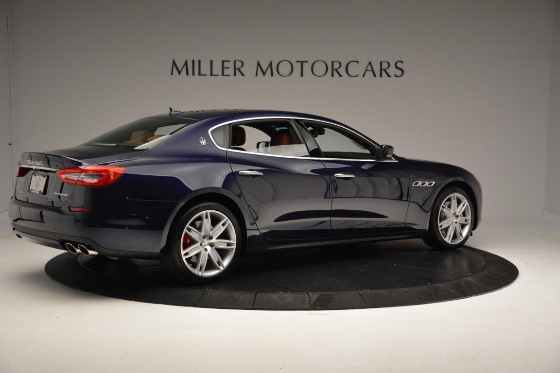 New 2016 Maserati Quattroporte S Q4 For Sale In Greenwich, CT 196_p8