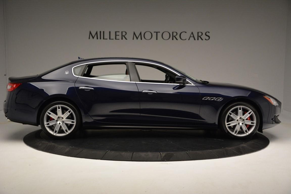 New 2016 Maserati Quattroporte S Q4 For Sale In Greenwich, CT 196_p9