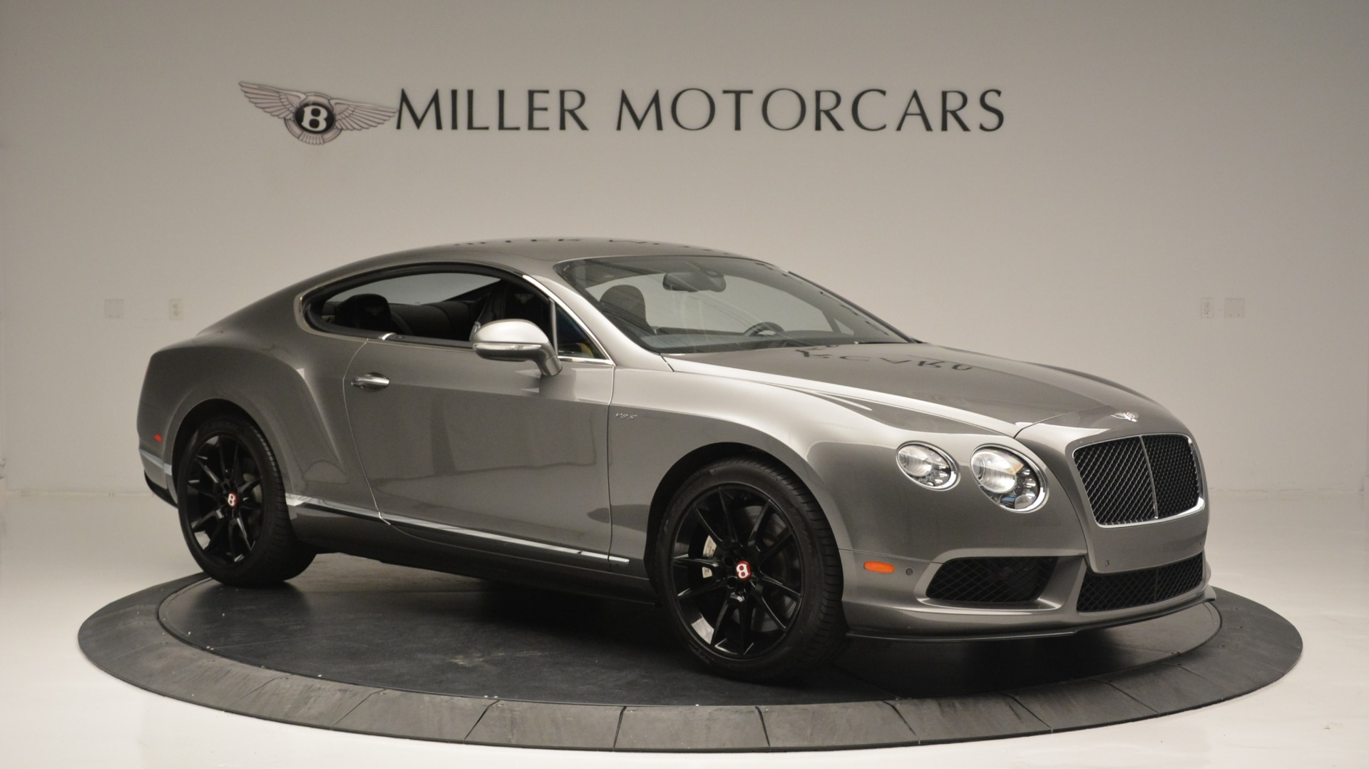 Used 2015 Bentley Continental GT V8 S For Sale In Greenwich, CT 1960_p10