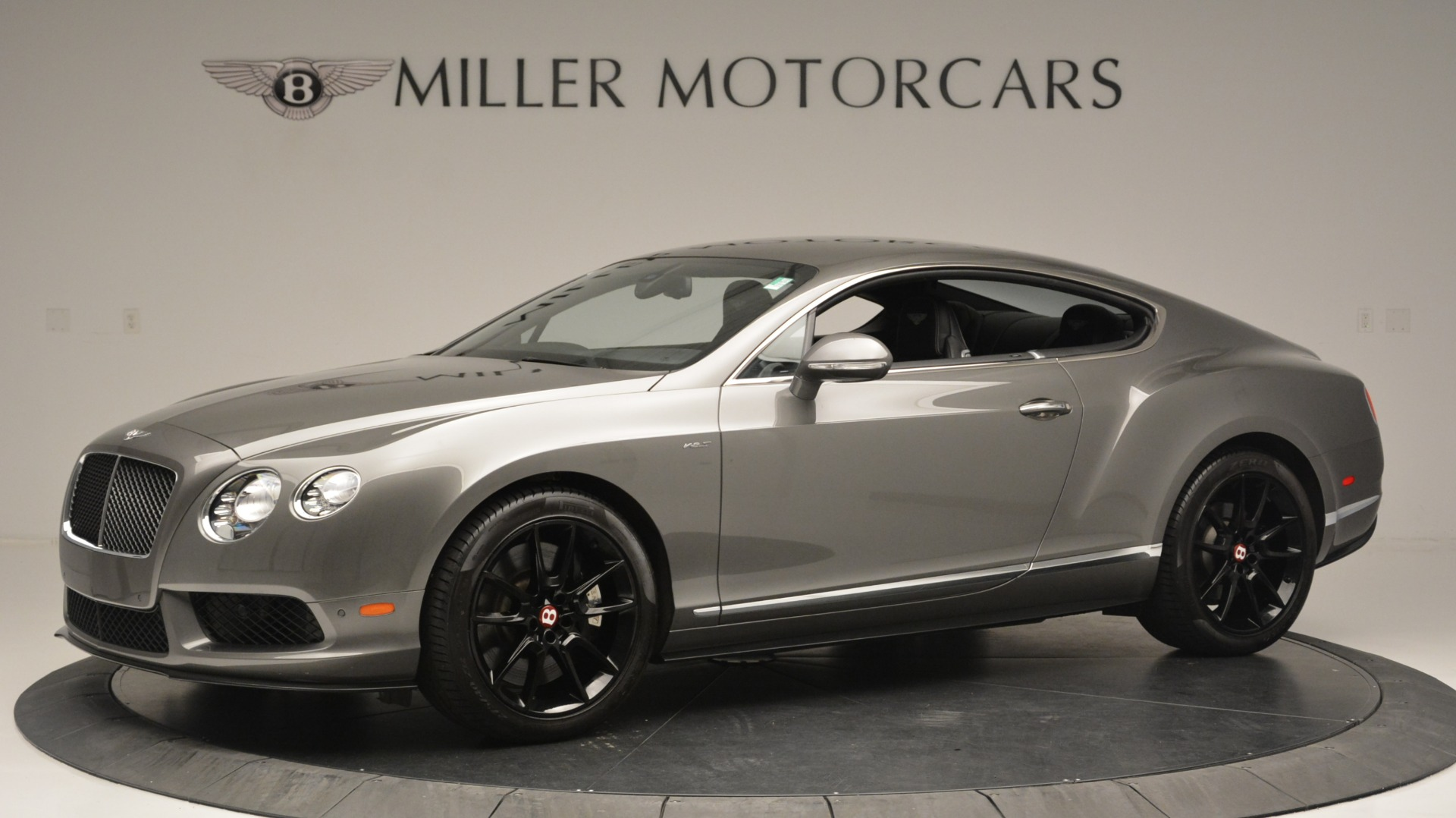 Used 2015 Bentley Continental GT V8 S For Sale In Greenwich, CT 1960_p2