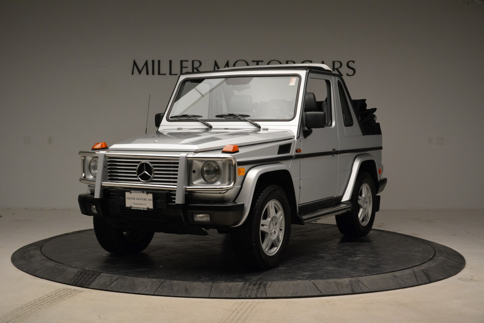 Used 1999 Mercedes Benz G500 Cabriolet For Sale In Greenwich, CT 1961_main