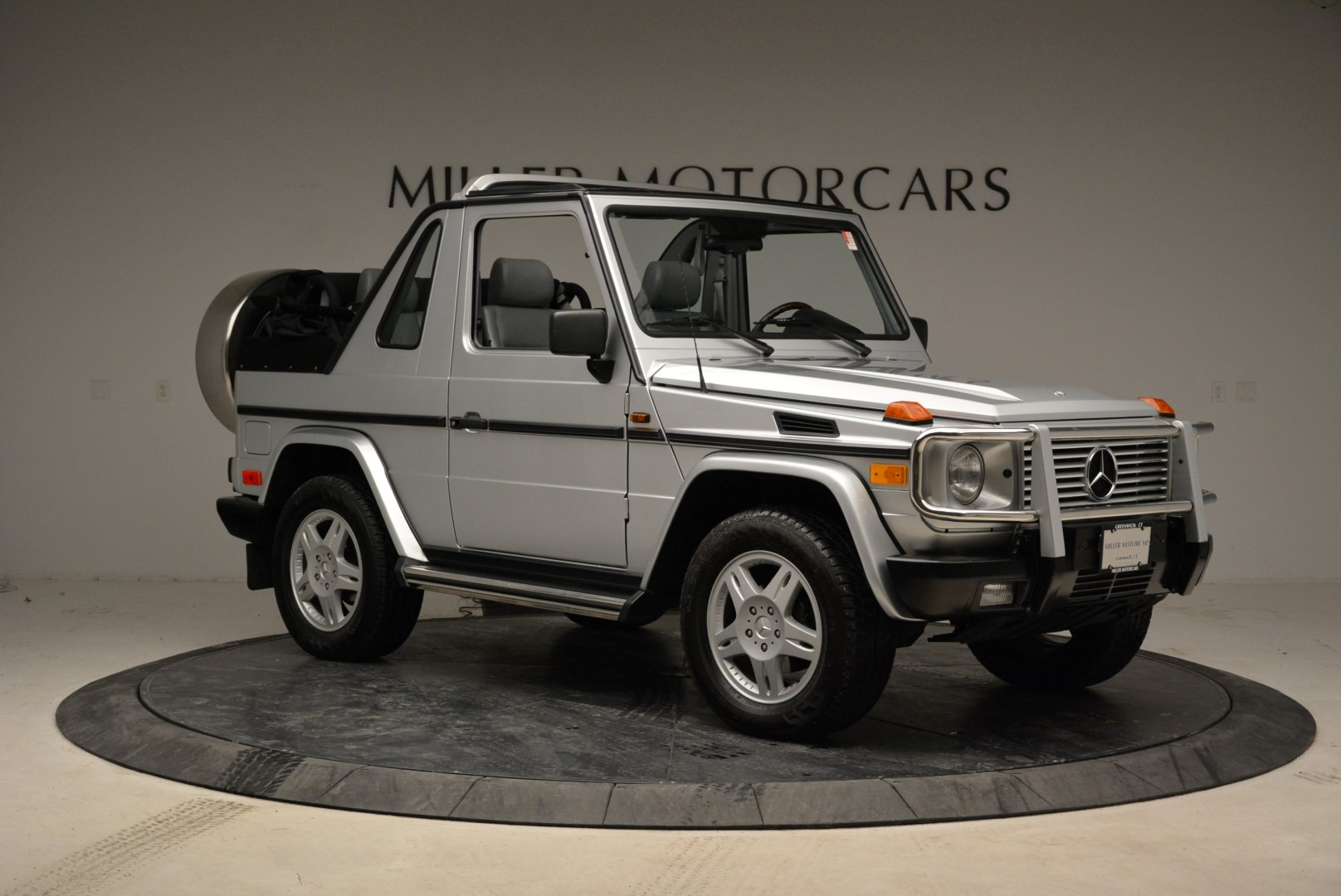Used 1999 Mercedes Benz G500 Cabriolet For Sale In Greenwich, CT 1961_p10