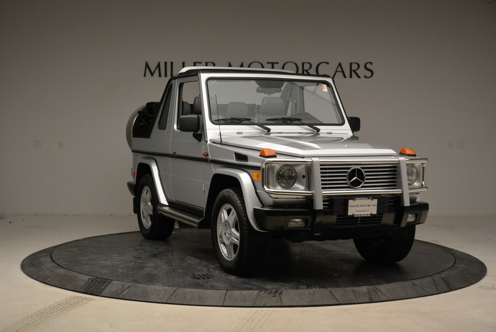Used 1999 Mercedes Benz G500 Cabriolet For Sale In Greenwich, CT 1961_p11