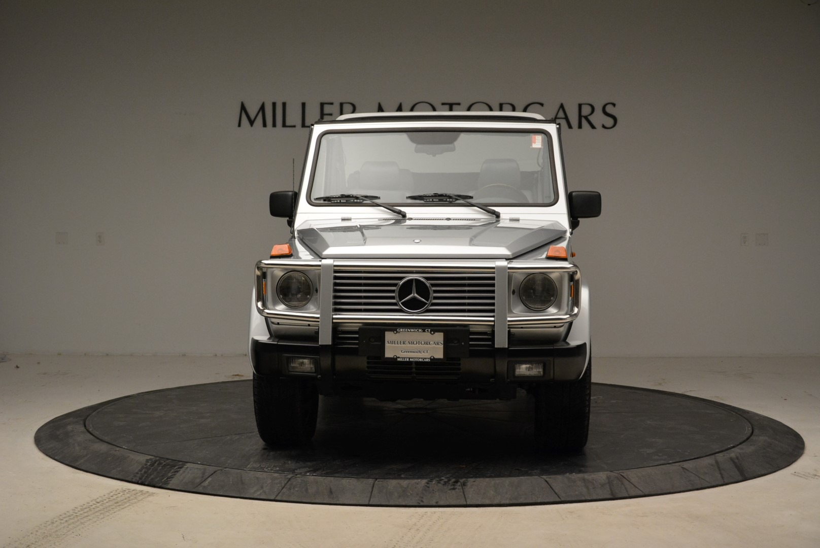Used 1999 Mercedes Benz G500 Cabriolet For Sale In Greenwich, CT 1961_p12