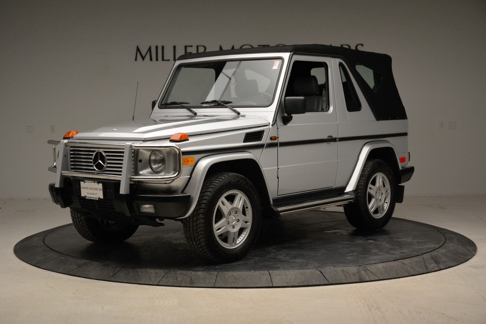 Used 1999 Mercedes Benz G500 Cabriolet For Sale In Greenwich, CT 1961_p13