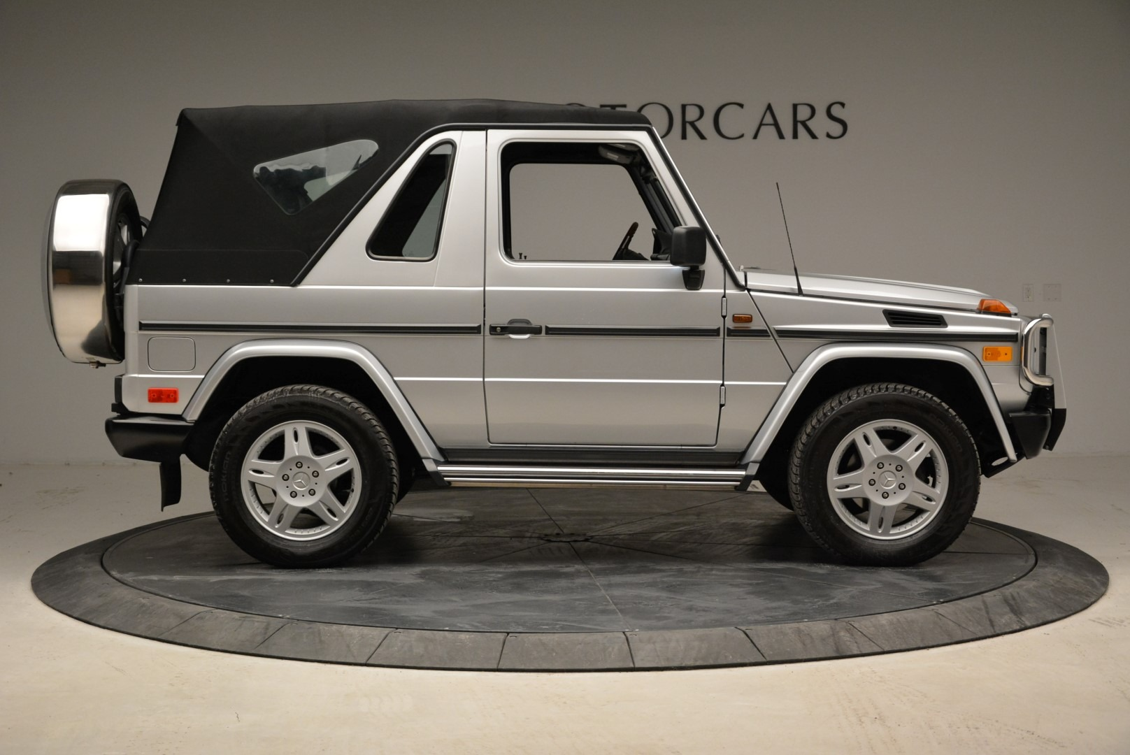 Used 1999 Mercedes Benz G500 Cabriolet For Sale In Greenwich, CT 1961_p18