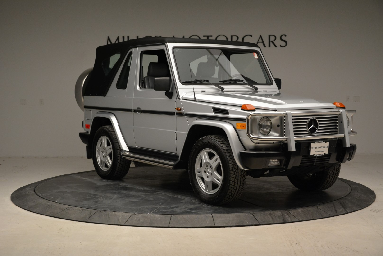 Used 1999 Mercedes Benz G500 Cabriolet For Sale In Greenwich, CT 1961_p19