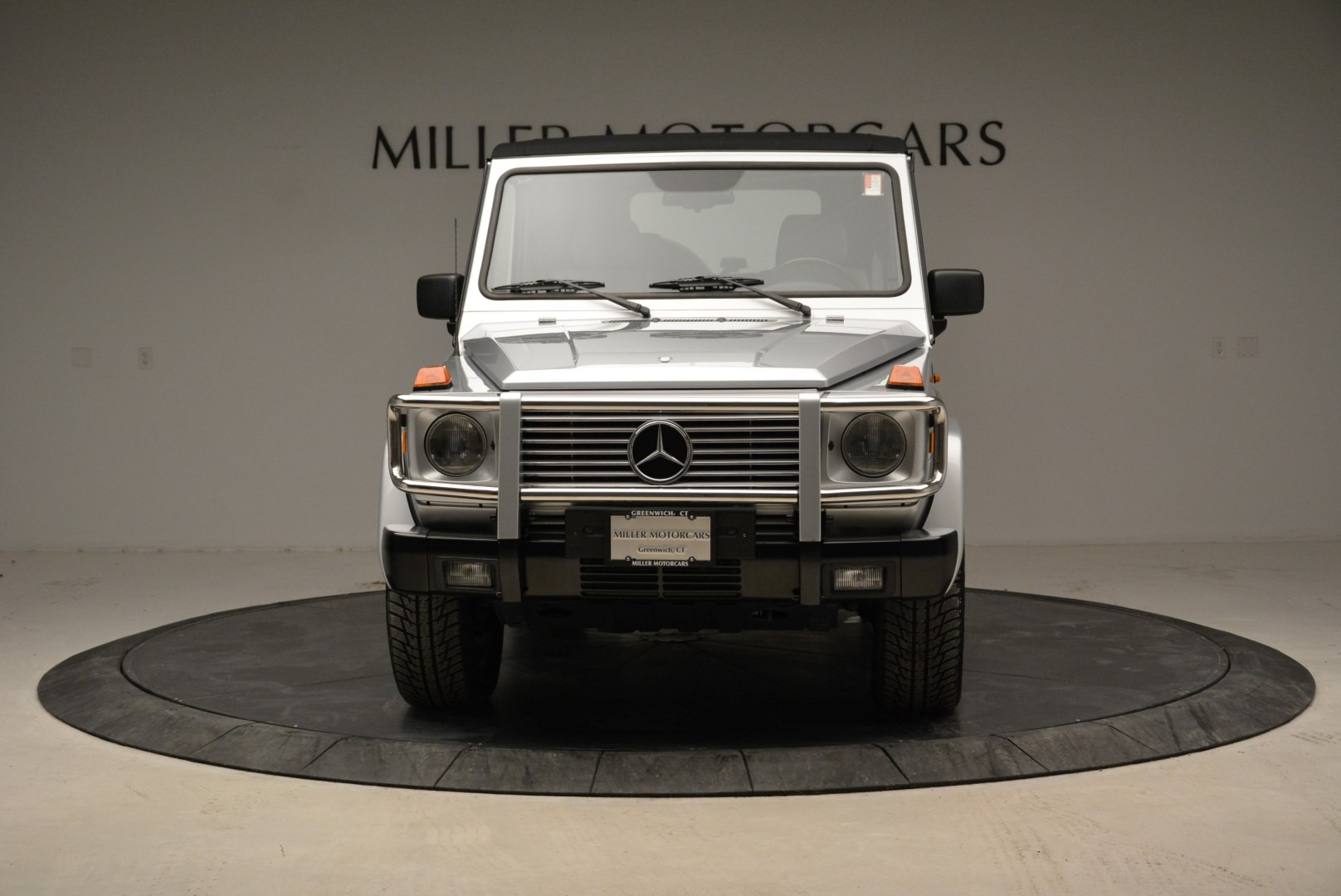 Used 1999 Mercedes Benz G500 Cabriolet For Sale In Greenwich, CT 1961_p20
