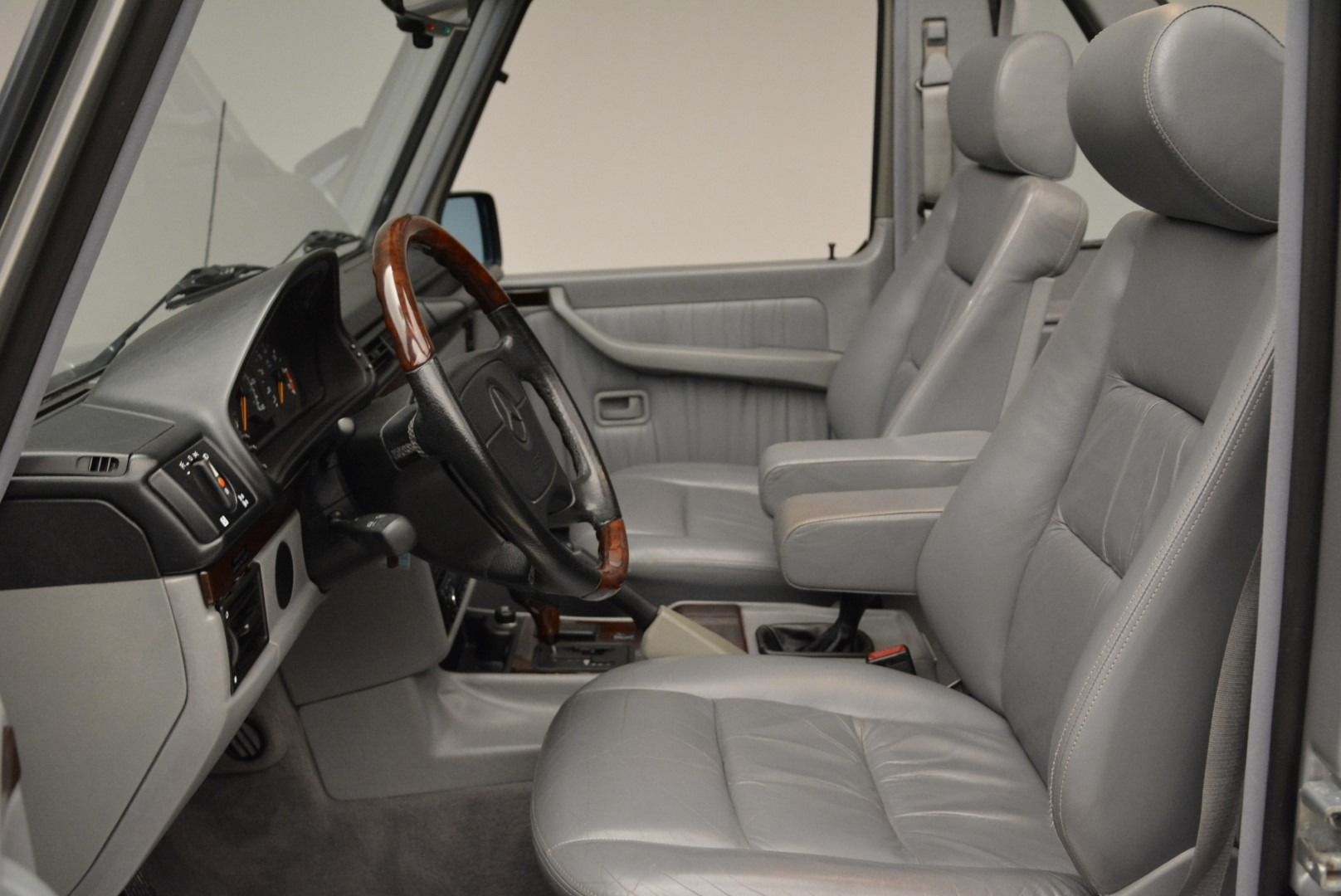 Used 1999 Mercedes Benz G500 Cabriolet For Sale In Greenwich, CT 1961_p23