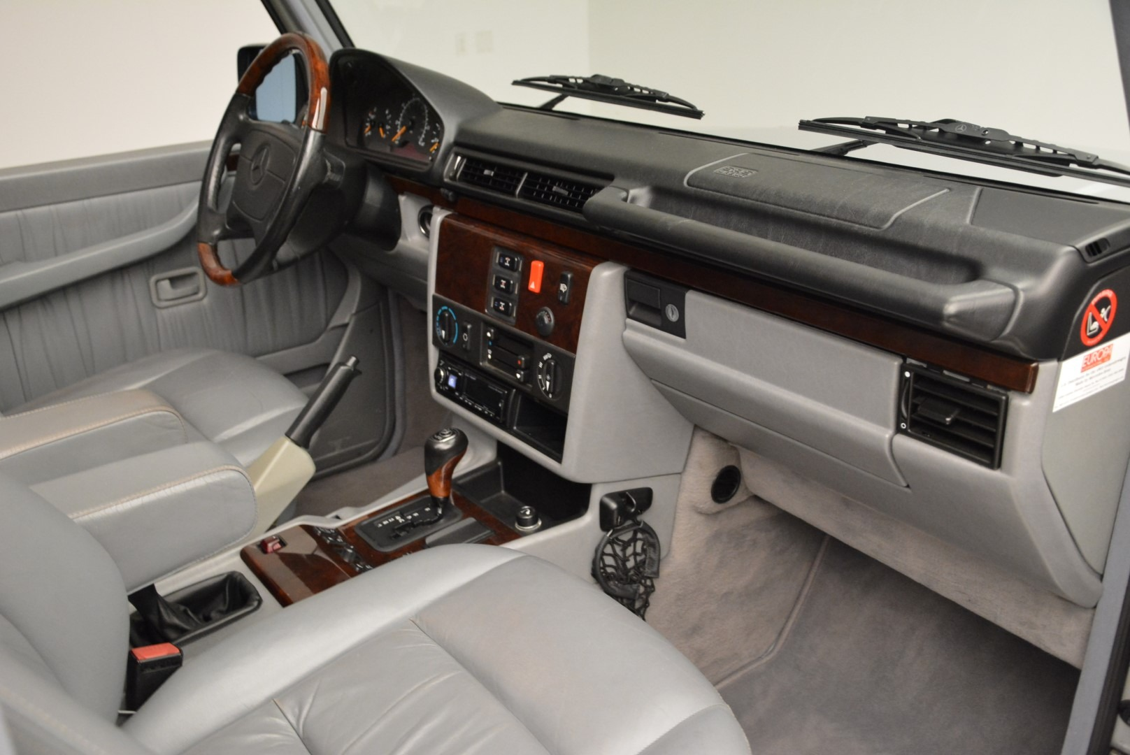 Used 1999 Mercedes Benz G500 Cabriolet For Sale In Greenwich, CT 1961_p26