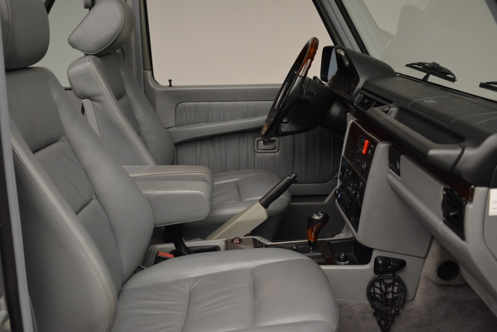 Used 1999 Mercedes Benz G500 Cabriolet For Sale In Greenwich, CT 1961_p27