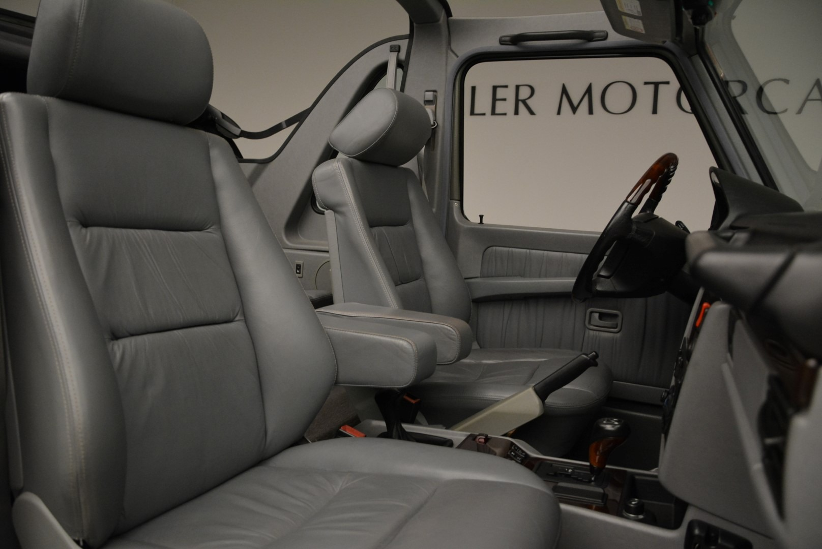 Used 1999 Mercedes Benz G500 Cabriolet For Sale In Greenwich, CT 1961_p28