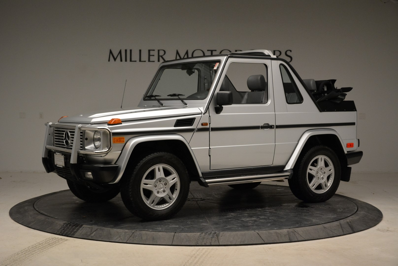 Used 1999 Mercedes Benz G500 Cabriolet For Sale In Greenwich, CT 1961_p2