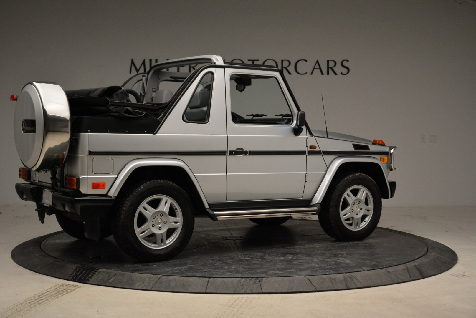 Used 1999 Mercedes Benz G500 Cabriolet For Sale In Greenwich, CT 1961_p8