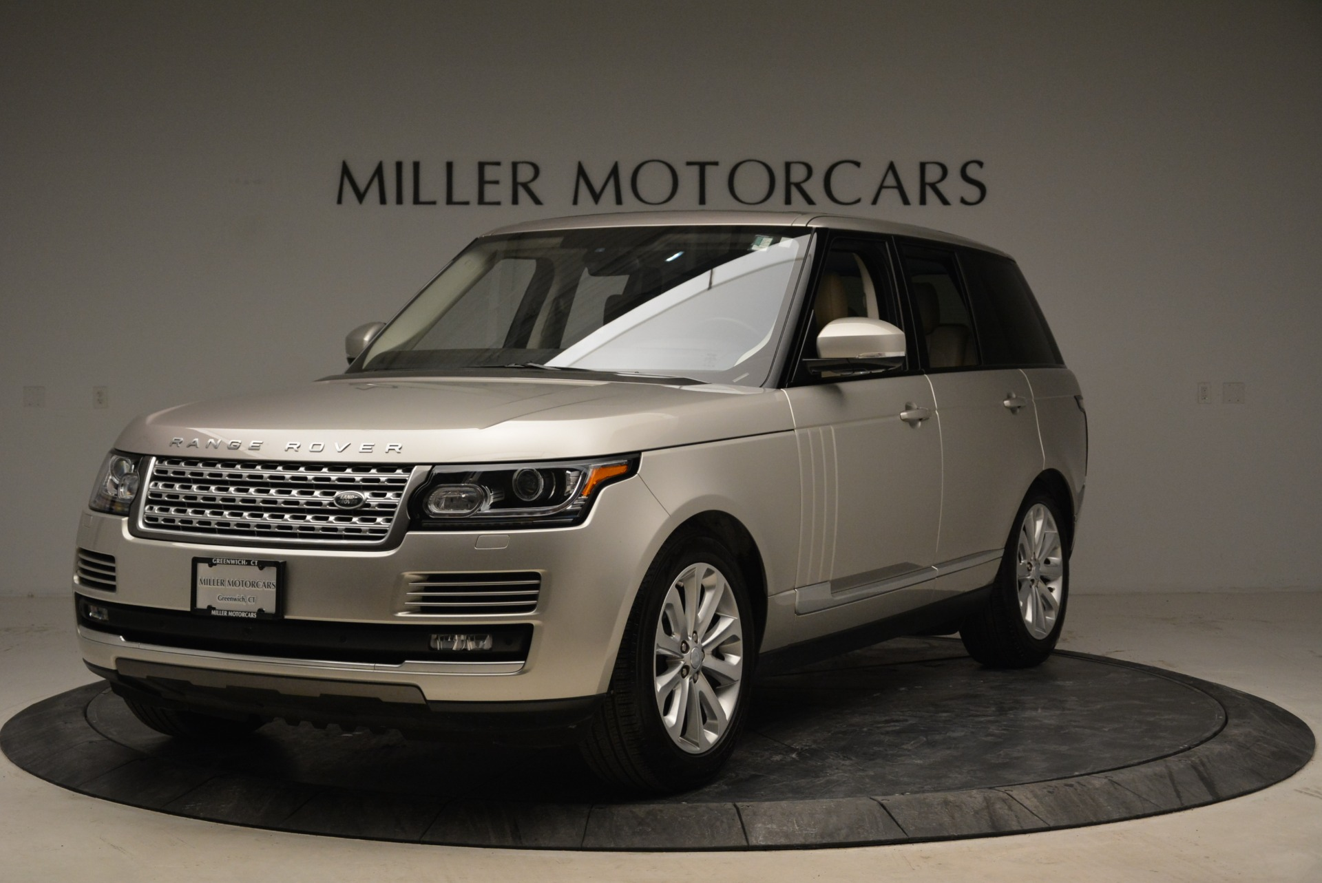 Used 2016 Land Rover Range Rover HSE For Sale In Greenwich, CT 1962_main