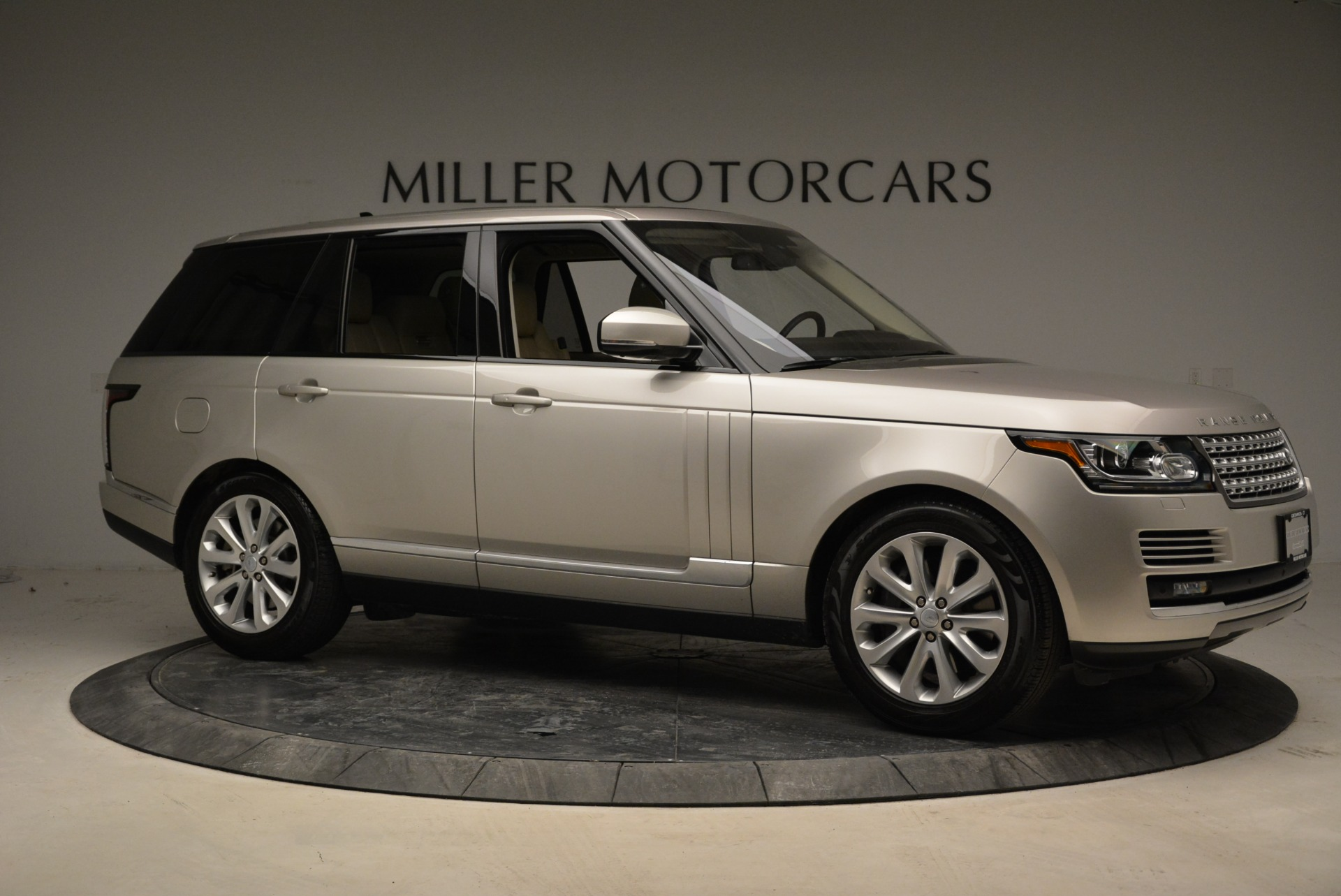 Used 2016 Land Rover Range Rover HSE For Sale In Greenwich, CT 1962_p10