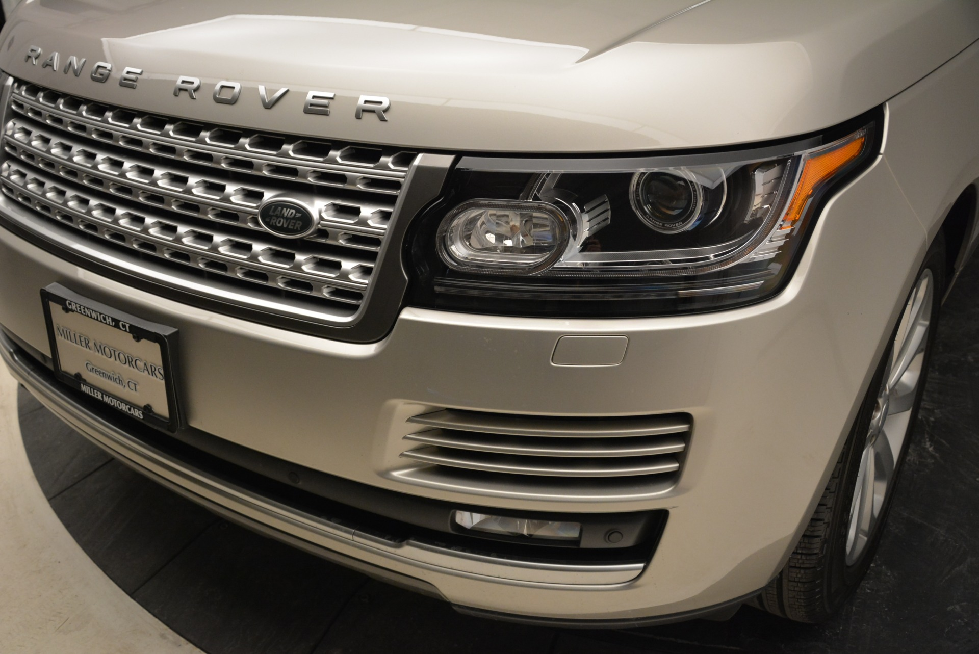 Used 2016 Land Rover Range Rover HSE For Sale In Greenwich, CT 1962_p14