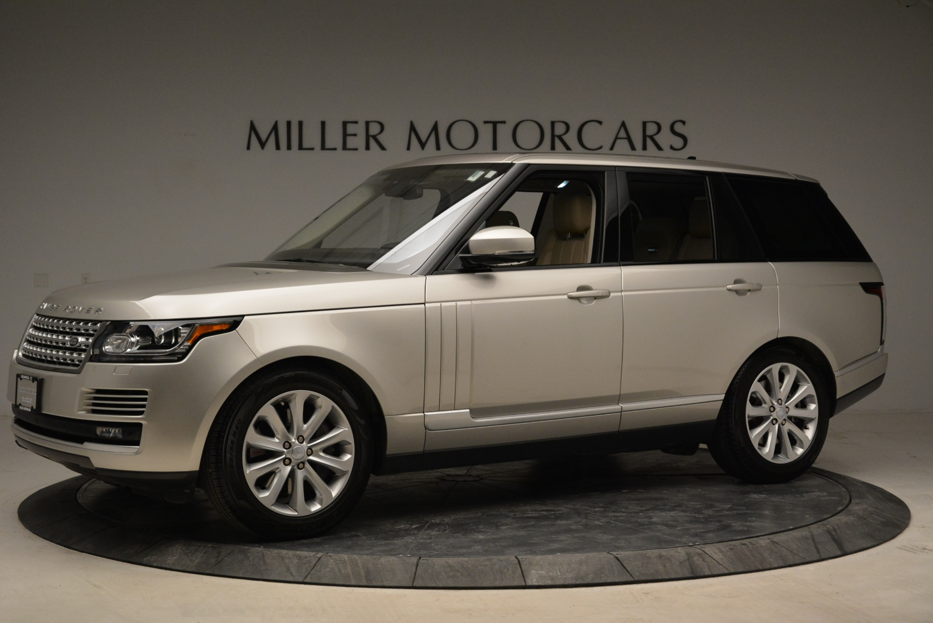 Used 2016 Land Rover Range Rover HSE For Sale In Greenwich, CT 1962_p2