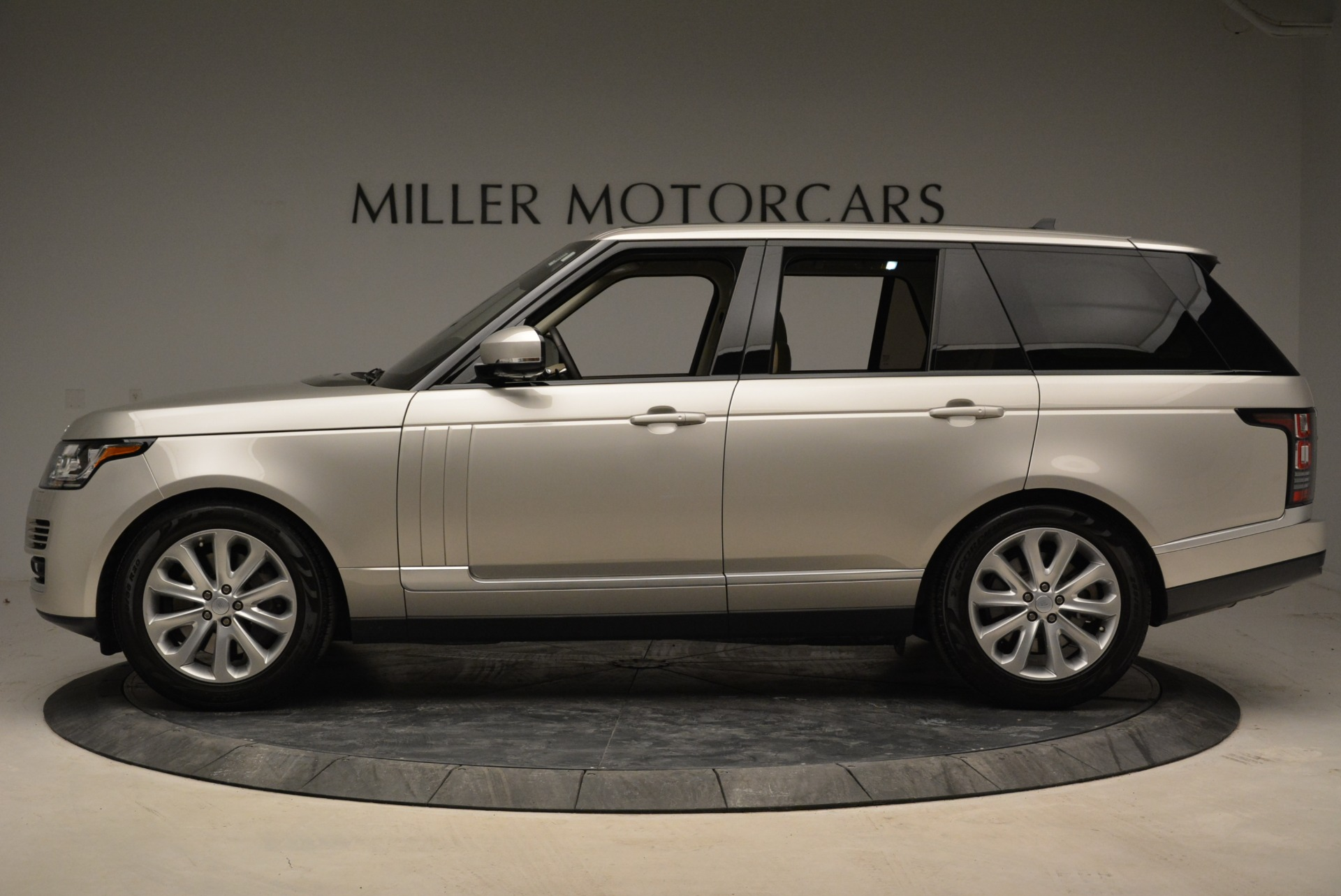 Used 2016 Land Rover Range Rover HSE For Sale In Greenwich, CT 1962_p3