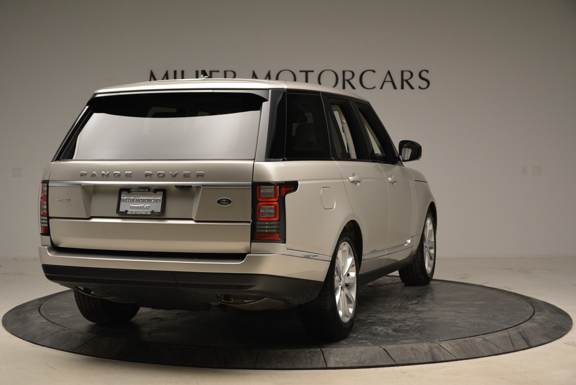 Used 2016 Land Rover Range Rover HSE For Sale In Greenwich, CT 1962_p7
