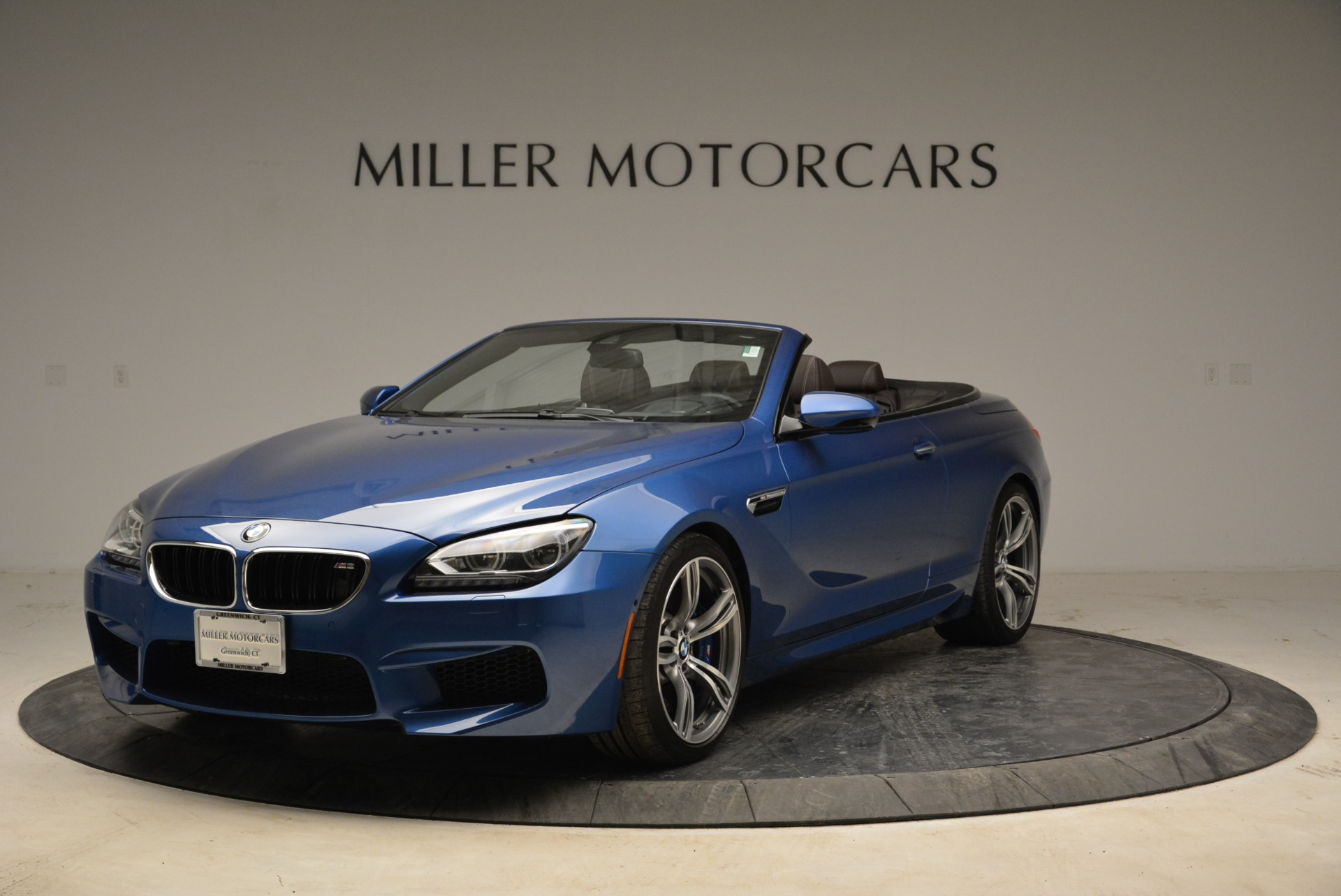 Used 2013 BMW M6 Convertible For Sale In Greenwich, CT 1965_main