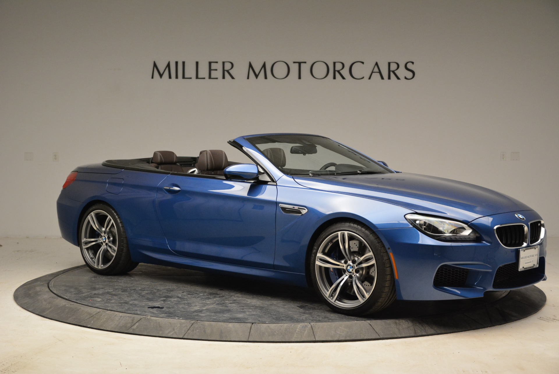 Used 2013 BMW M6 Convertible For Sale In Greenwich, CT 1965_p10