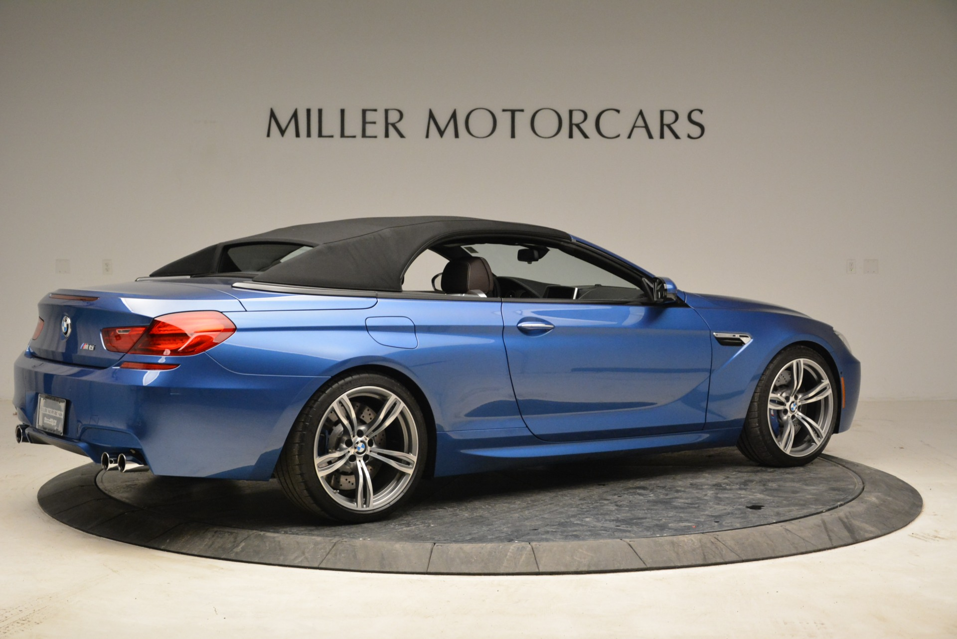 Used 2013 BMW M6 Convertible For Sale In Greenwich, CT 1965_p20