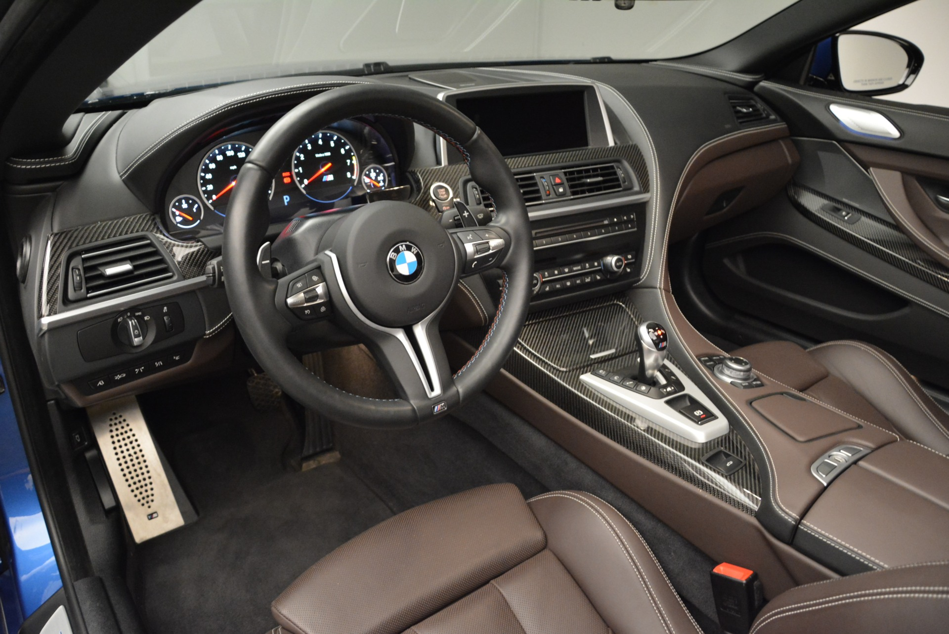 Used 2013 BMW M6 Convertible For Sale In Greenwich, CT 1965_p25