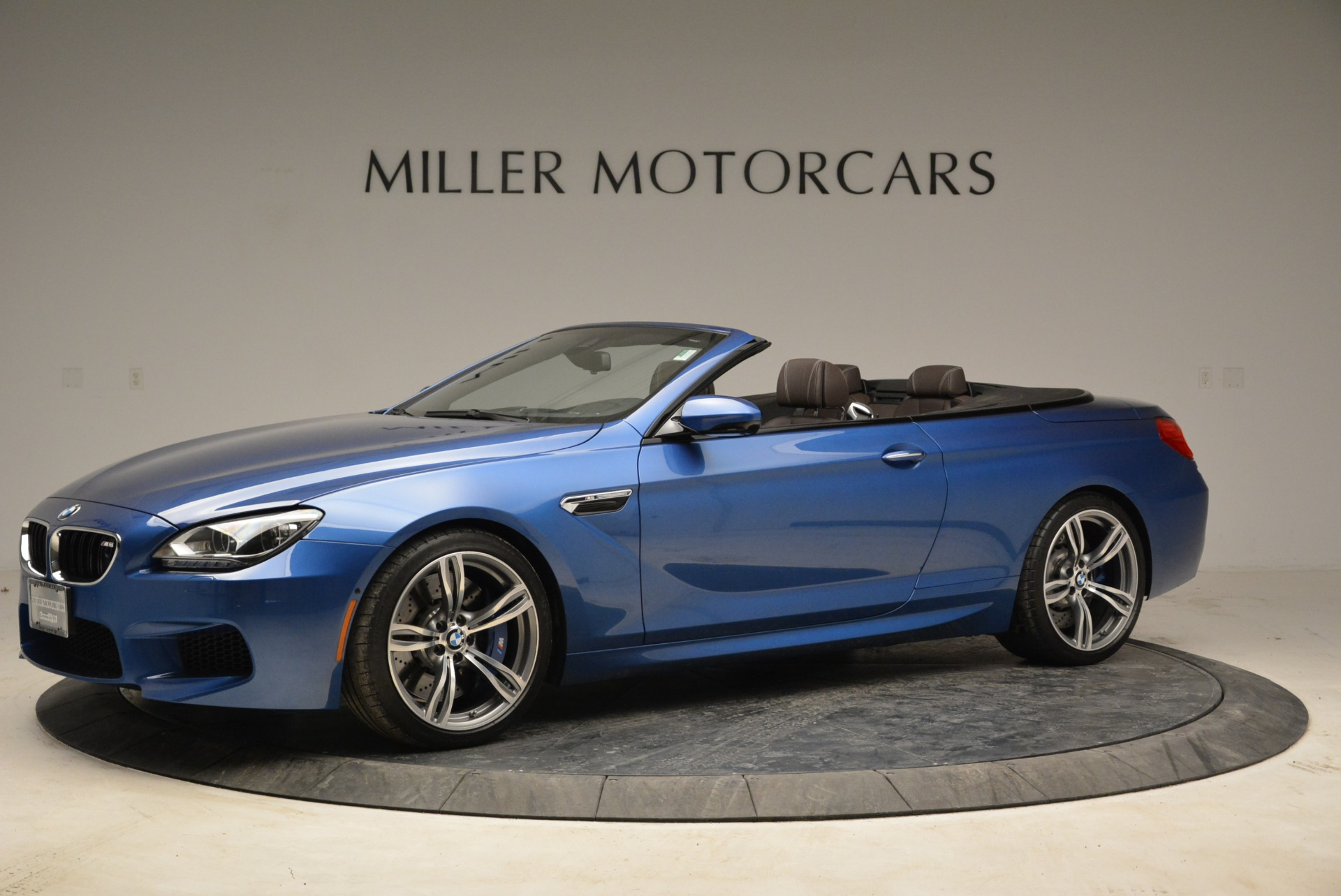 Used 2013 BMW M6 Convertible For Sale In Greenwich, CT 1965_p2