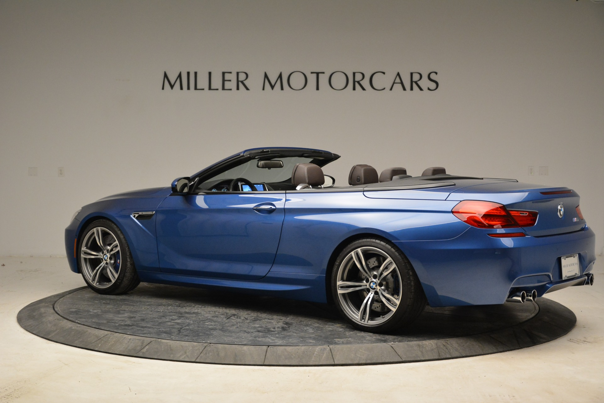 Used 2013 BMW M6 Convertible For Sale In Greenwich, CT 1965_p4