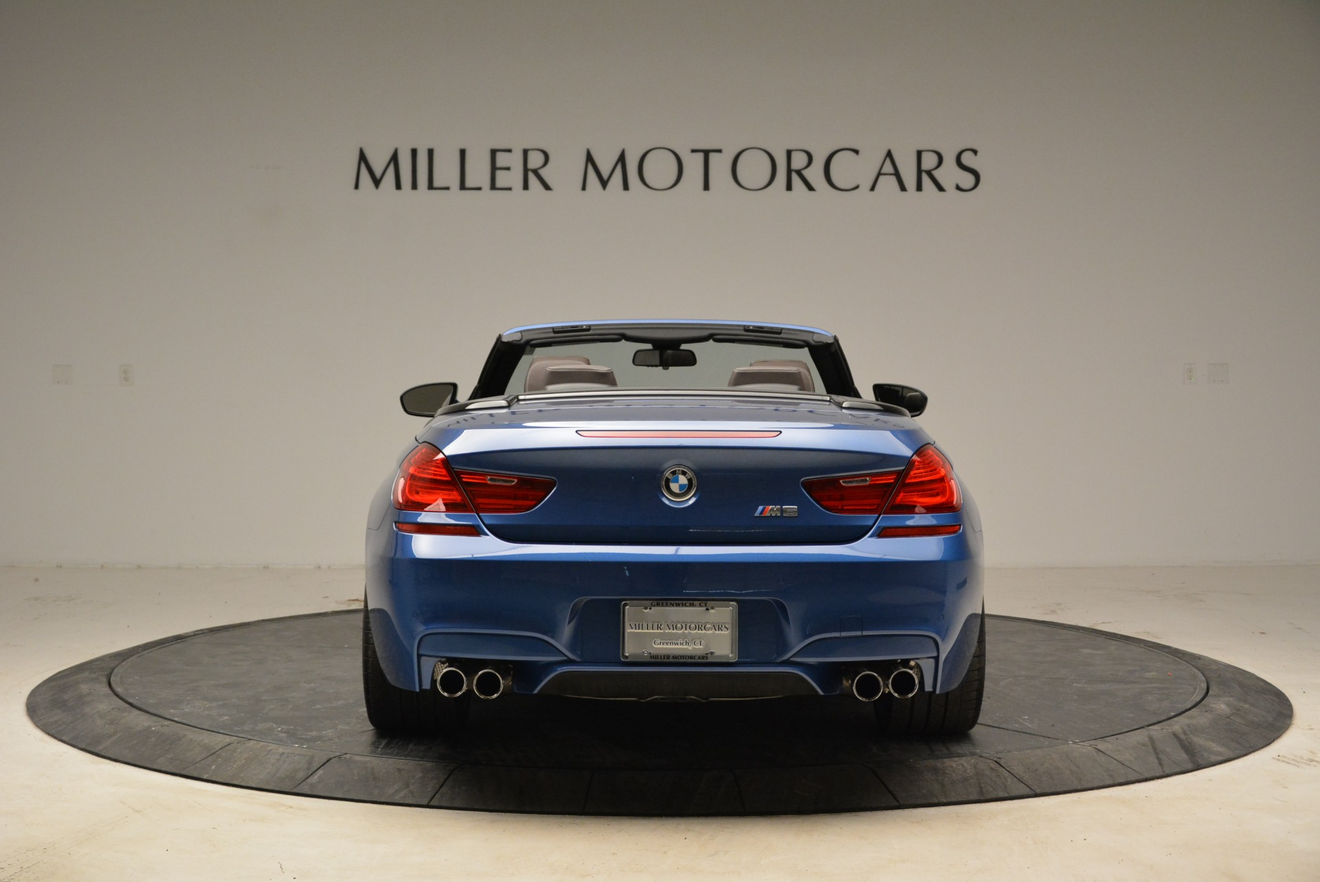 Used 2013 BMW M6 Convertible For Sale In Greenwich, CT 1965_p6