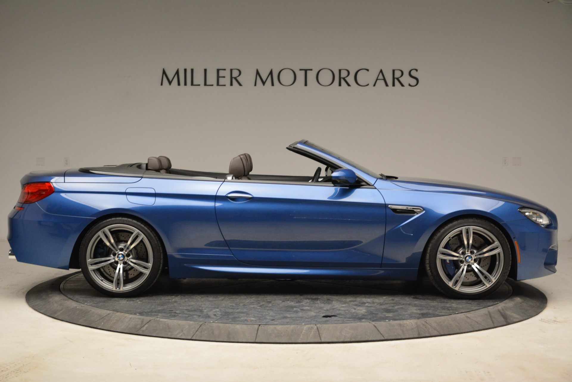 Used 2013 BMW M6 Convertible For Sale In Greenwich, CT 1965_p9