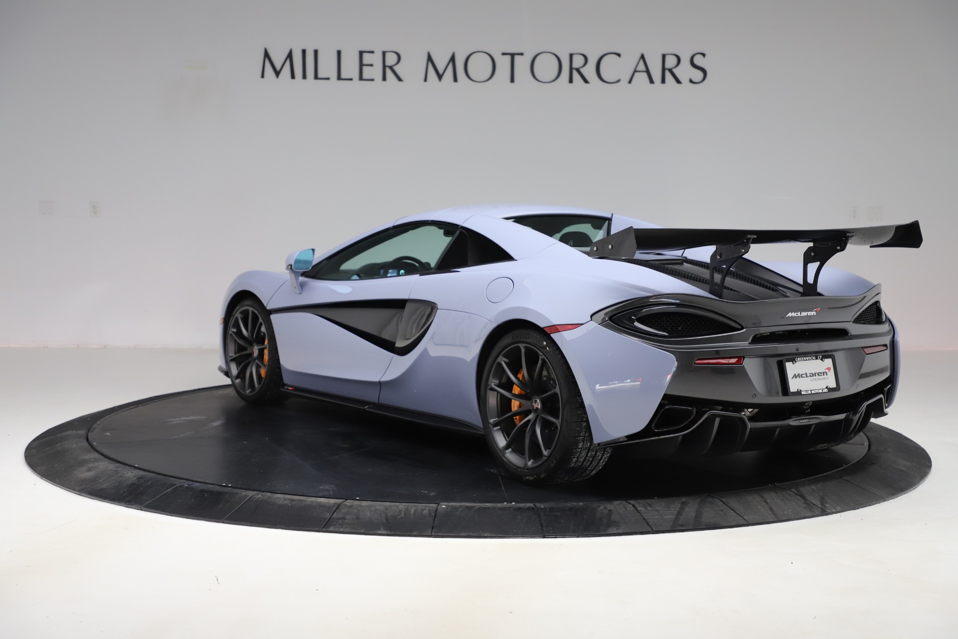 New 2018 McLaren 570S Spider For Sale In Greenwich, CT 1968_p12