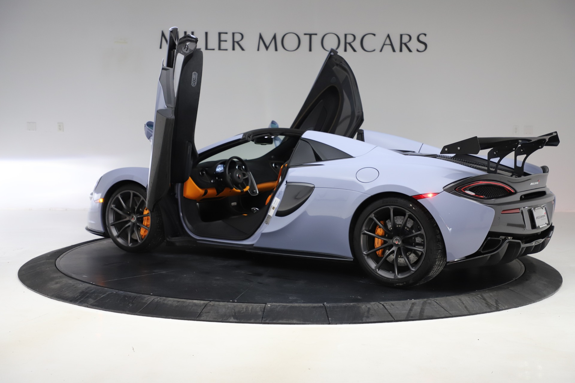 New 2018 McLaren 570S Spider For Sale In Greenwich, CT 1968_p20
