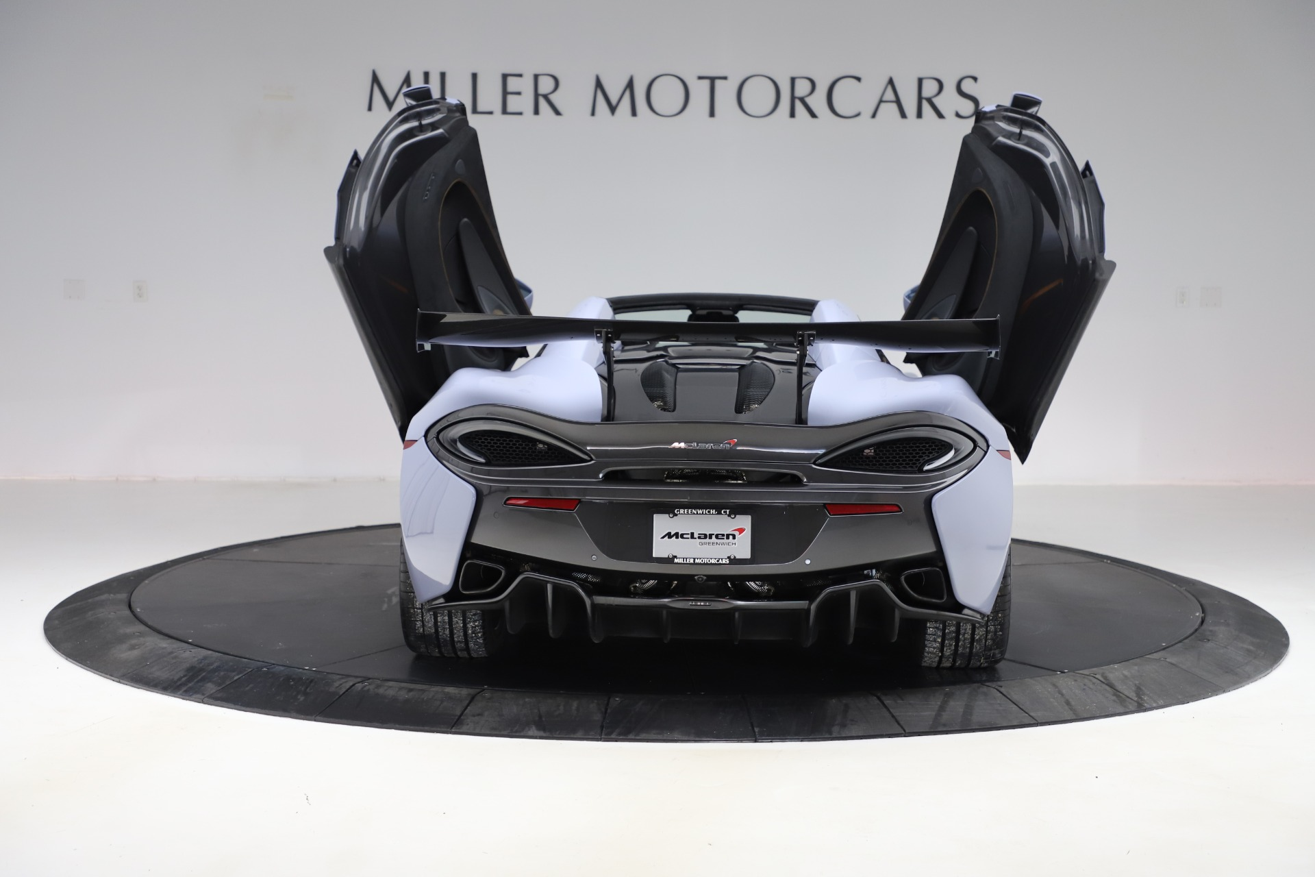 New 2018 McLaren 570S Spider For Sale In Greenwich, CT 1968_p21